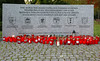 Die Wappen der Landsmannschaften am Vertriebenendenkmal (2)