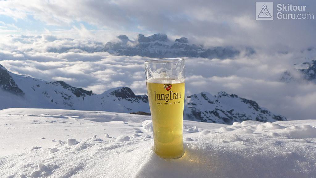 Haute Route Swiss Glacier, Tierberglihütte:http://skitourguru.com/chata/13-tierberglihutte, Urner Alpen:http://skitourguru.com/oblast/23-urner-alpen, Switzerland.