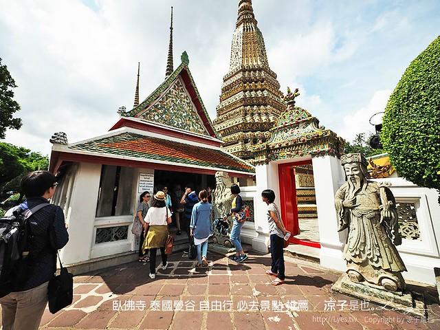 臥佛寺 泰國曼谷 自由行 必去景點 推薦 53