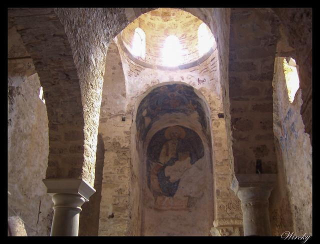 Grecia Nauplia Esparta Mistrás Olimpia - Interior St Sophie