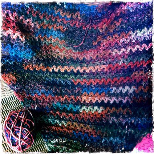 Moda Vera Knitting Patterns Scarf : patterning the world