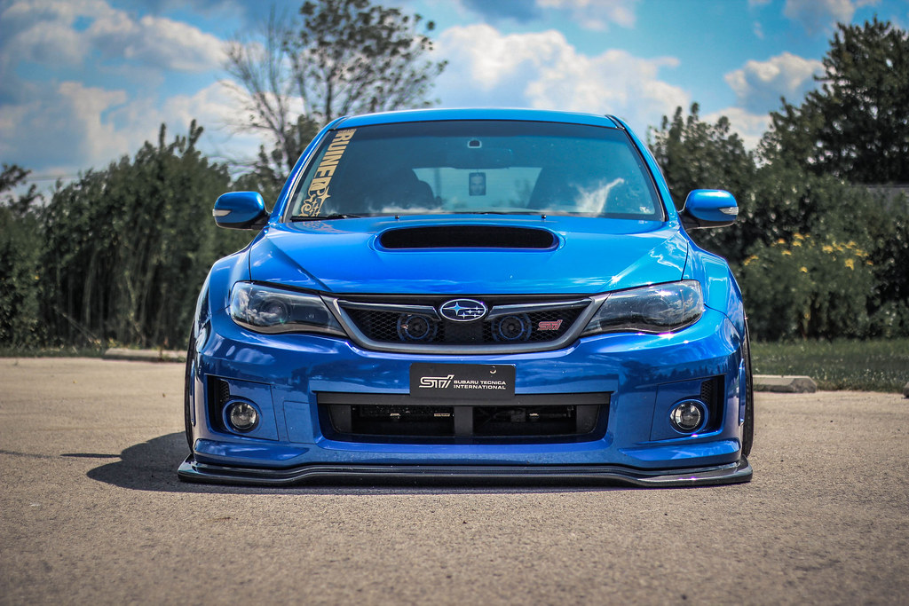 Cobb Accessport V2 >> IL - '10 WRB STI hatchback. airlift + much more