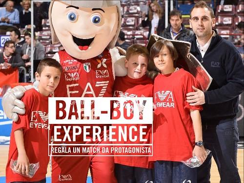 """""""Ball Boy Experience"""": adesso puoi regalarla!"""