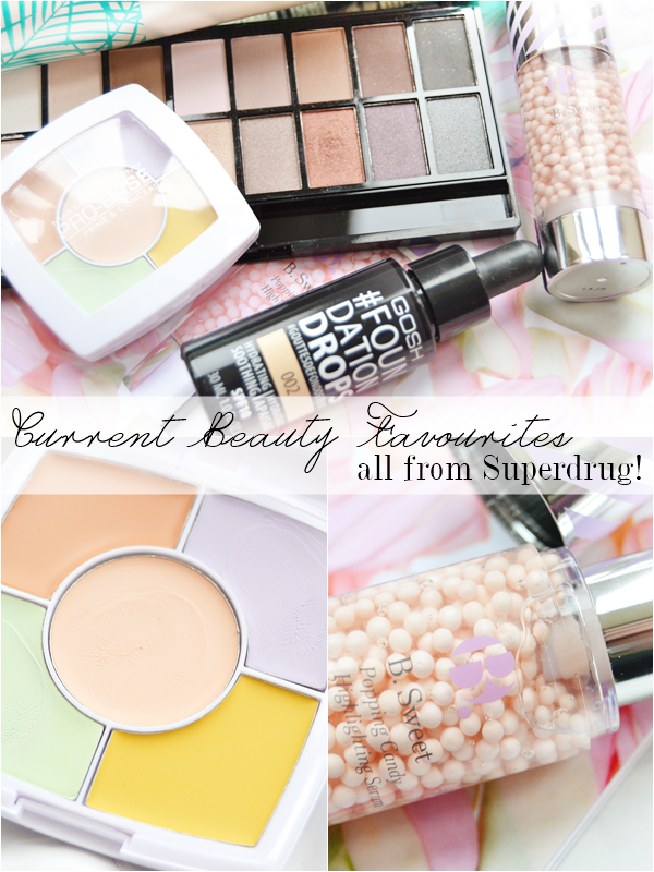 Beauty-favourites-from-superdrug