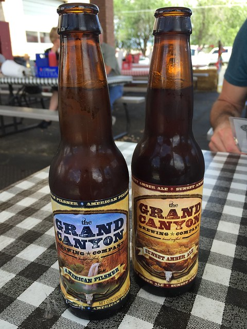 The Grand Canyon Brewing Company beers - Big John's Texas Barbeque