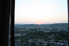 2015-8-25  Colorado Springs sunrise