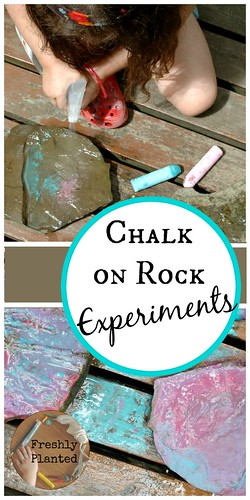 Chalk on Rock Experiments