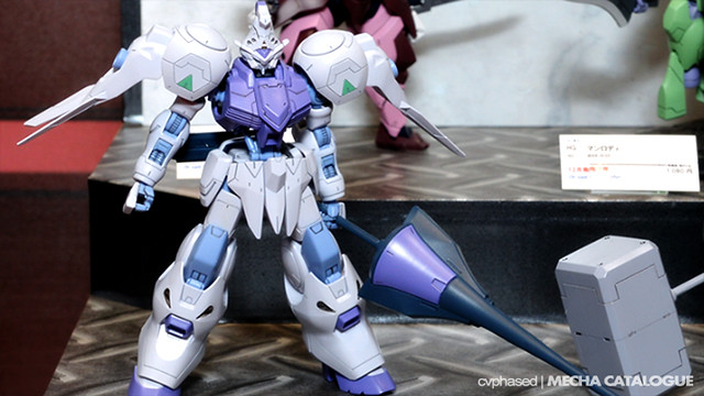 55th All Japan Model & Hobby Show - HG Iron-Blooded Orphans