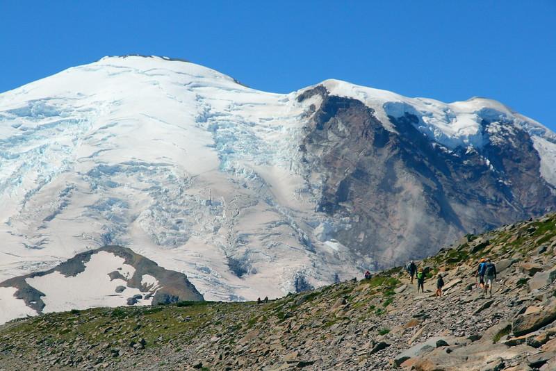 IMG_8628 Burroughs Mountain Trail, Mount Rainier National Park