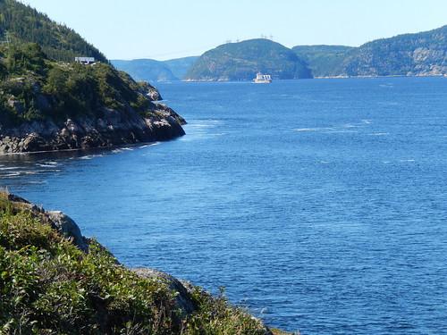 Pointe Noire - Saguenay River