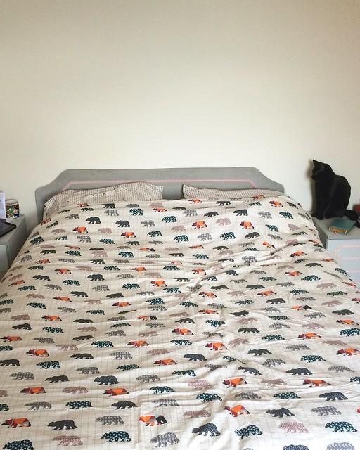 Autumn bedding - Primark bedding