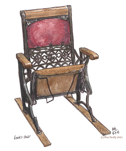 frank's chair