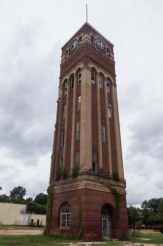 Buffalo Mill clock tower - 3