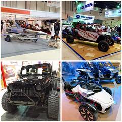 Fun vehicles 😍 #adihex #adihex2015