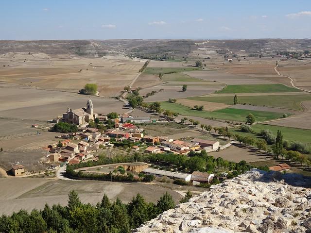 Hornillos del Camino to Castrojeriz