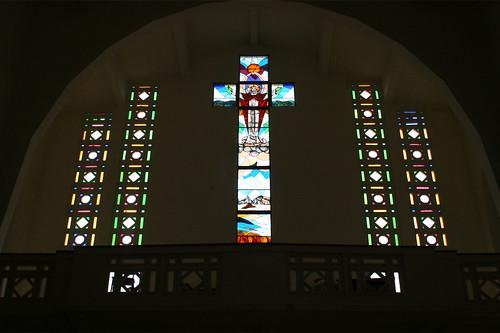 Inside Catedral San Felipe - Puerto Plata