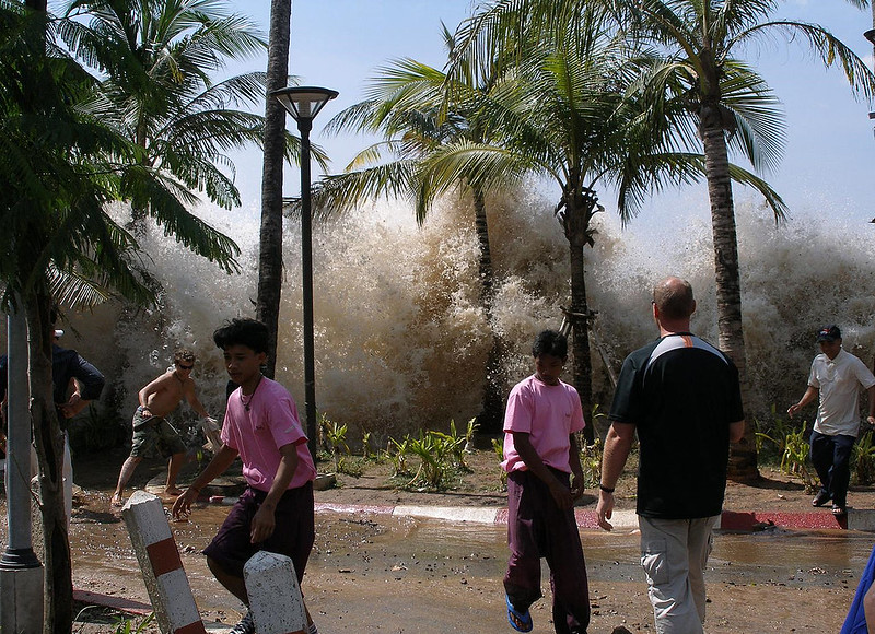2004 Indian Ocean earthquake and tsunami in Thailand