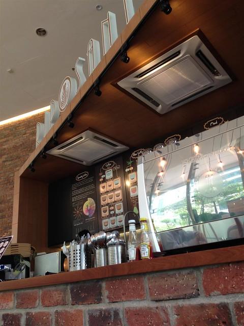 Lunch @ Riposante Cafe, Bangsar South