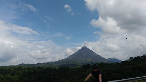 Day 7 - Arenal Volcano by Big Al!