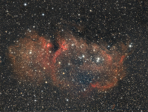 Soul Nebula IC1848