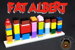 Brick Buddies- Fat Albert