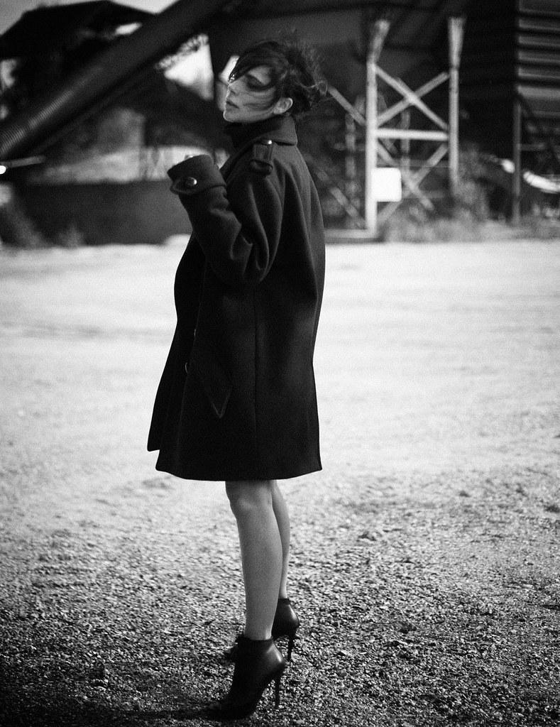 Виктория Бекхэм — Фотосессия для «Vogue» DE 2015 – 3