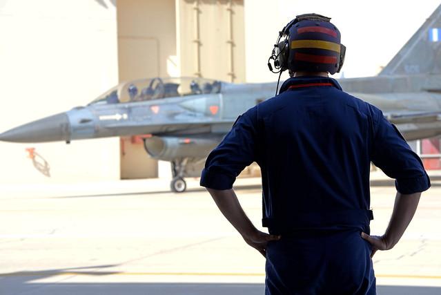 """IAF """"Blue Flag"""" Exercise 2015"""