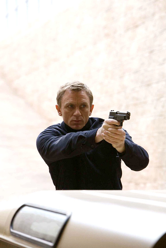 Quantum of Solace - screenshot 20