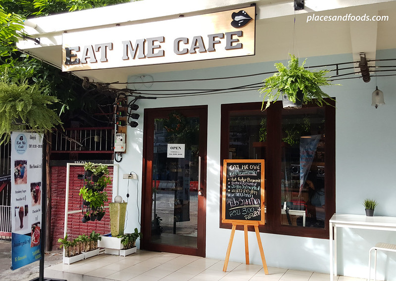 eat me cafe bangkok