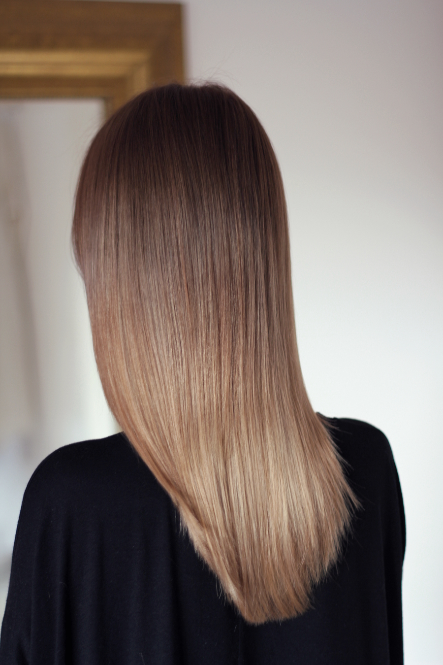 beauty olaplex friseur john breitenbach ombré natural bronde healthy hair shine