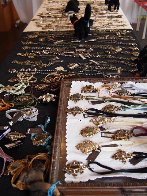 Kotomi jewellery exhibition in Tokyo