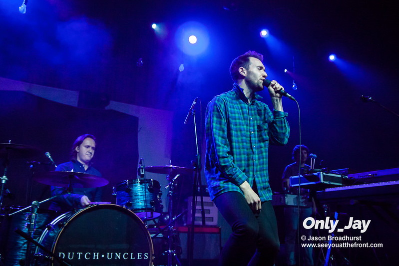 Dutch Uncles @ Manchester Academy - 13/11/2015