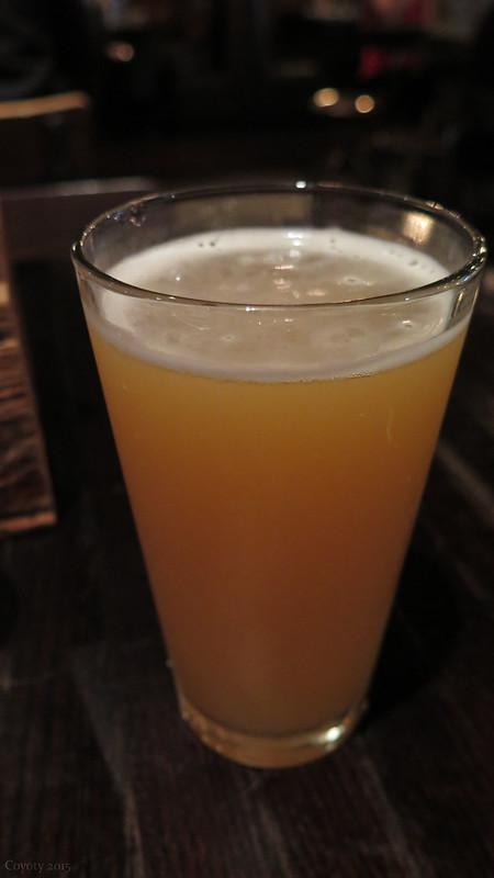 Goose Island grapefruit ale