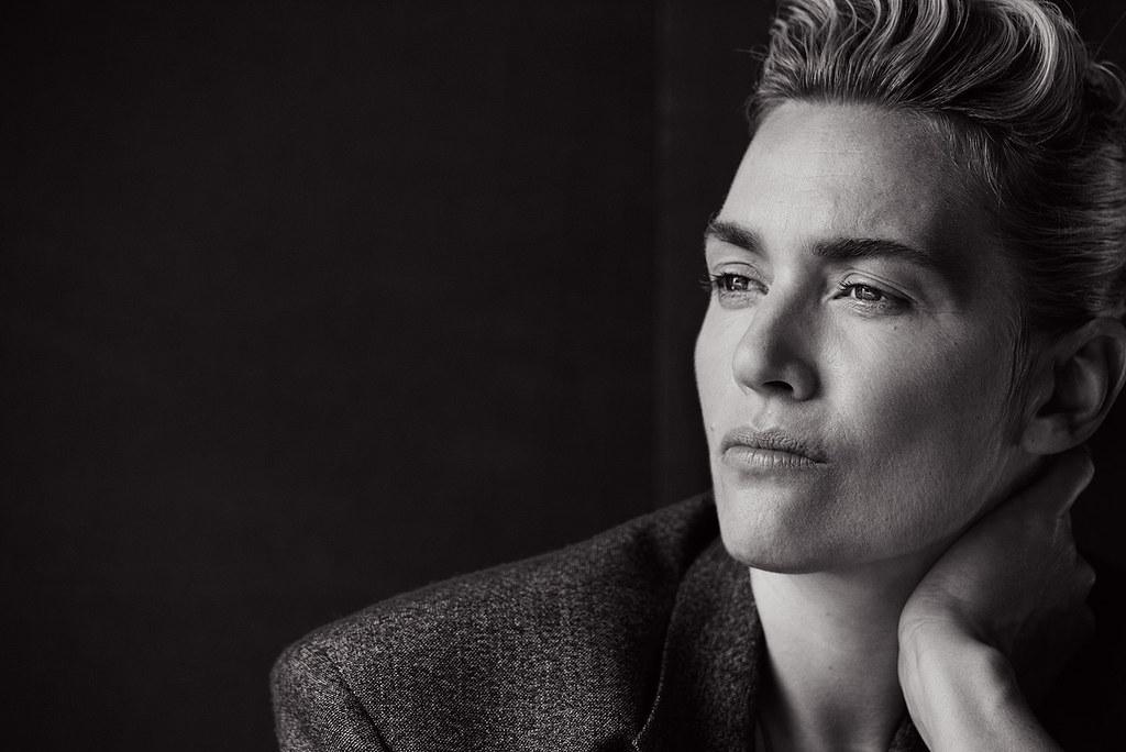 Кейт Уинслет — Фотосессия для «Vogue» IT 2015 – 1
