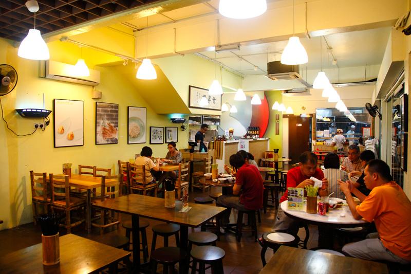 tzuk sheng lao-Wantan-Mee-Restaurant