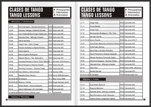 Revista Punto Tango 110 Diciembre 2015-2
