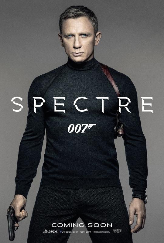 SPECTRE - Poster 3