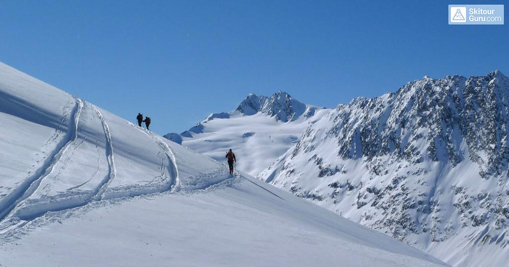 Mittlerer Seelenkogel Ötztaler Alpen / Alpi Venoste Österreich foto 05