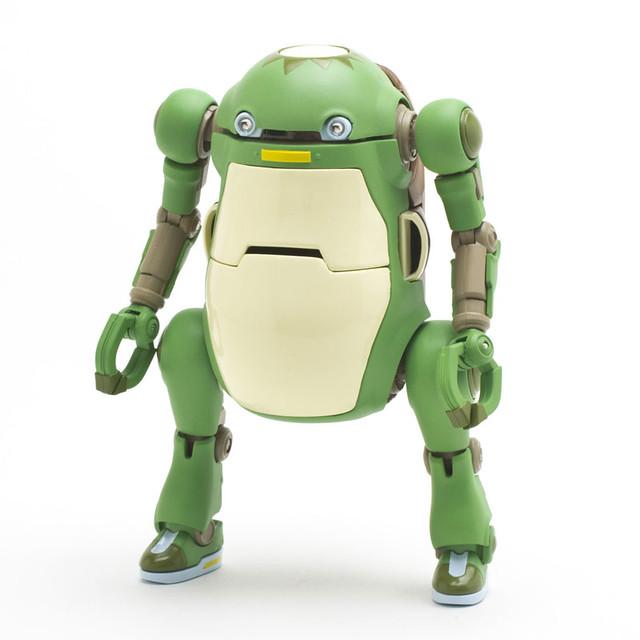 《35機動機器人》 河童塗裝(宮沢模型流通限定版)