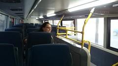 Sound Transit Double Decker Bus