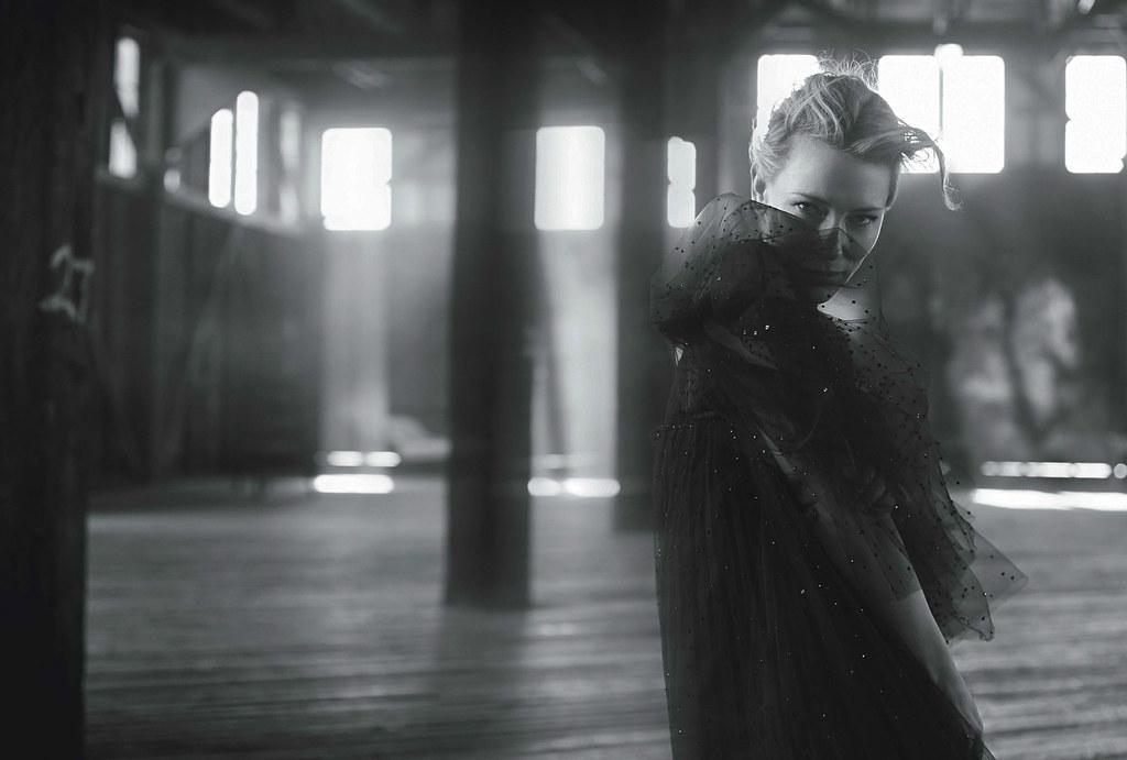 Кейт Бланшетт — Фотосессия для «Vogue» AU 2015 – 3