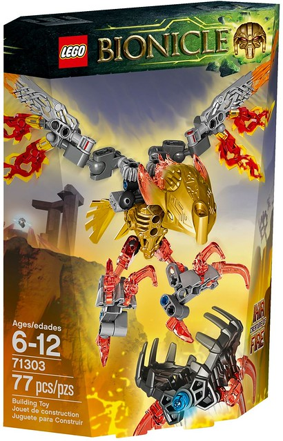 LEGO Bionicle 2016 | 71303 | Ikir - Creature of Fire