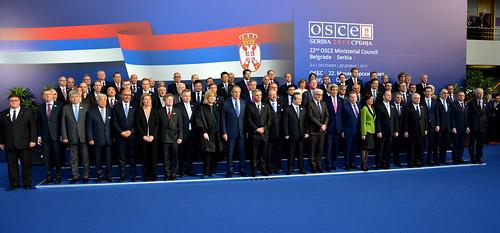 OSCE Ministerial Council 2015