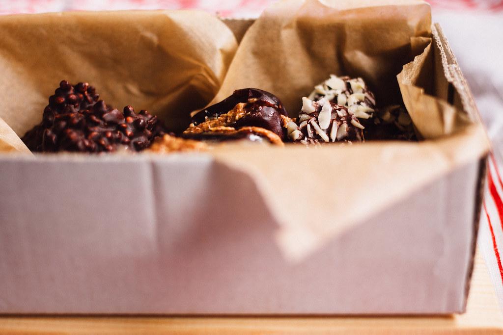 Julgodis med frukt och nötter | Matildigtd