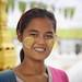Burmese girl with Thanaka face paint by B℮n