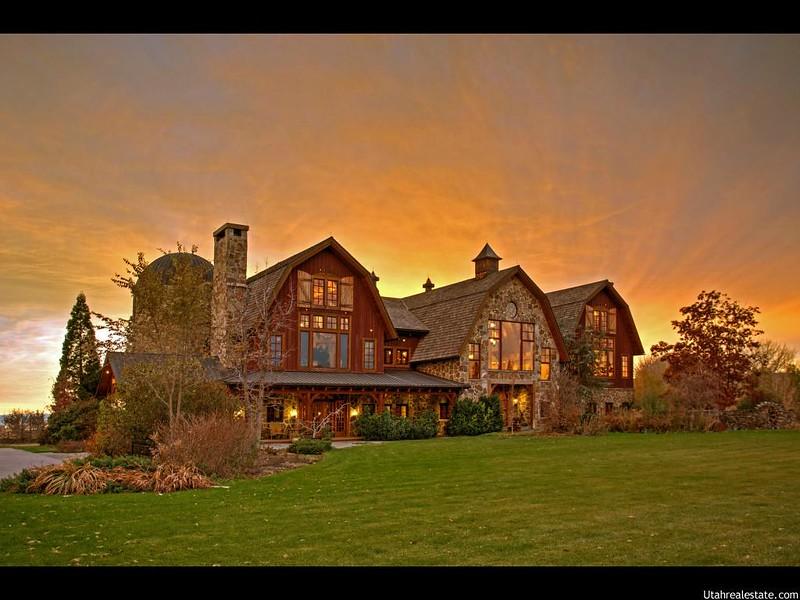 Сказочный дом в Юте