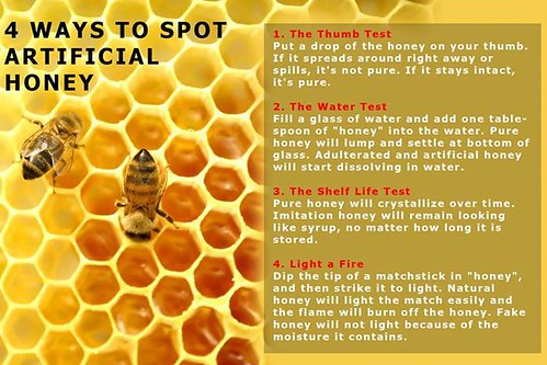 Fitness Motivation from voxifit: Make sure your honey is pure.