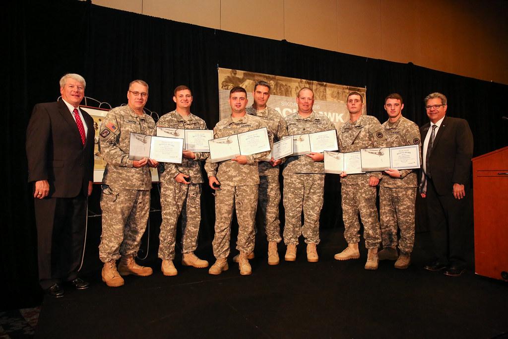 Sikorsky Rescue Awards