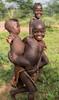 Hamer tribe children.