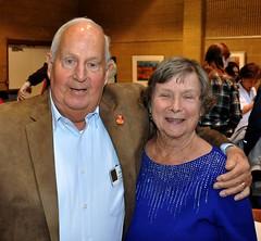 Burt and Lynn Anderson